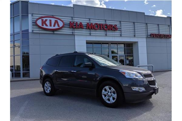 2012 Chevrolet Traverse LS, FINANCING AVAILABLE