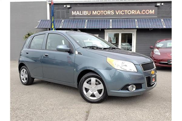 2009 Chevrolet Aveo Aveo 5 LT - 71KMS. - Auto - AIR CONDITIONING